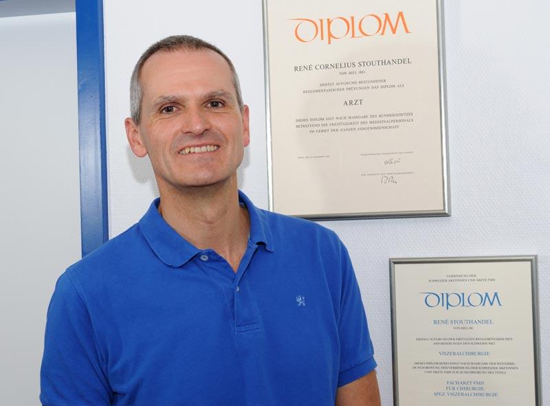 CV Dr. med. Stouthandel